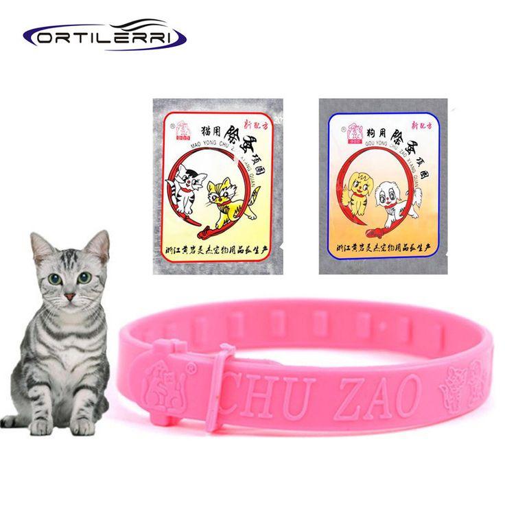 Pet Except Ticks Insect Drive away  Flea & Tick Collar Dog Cat Pet Supplies Adjustable Large Small Dogs Cats Pets Flea Collars