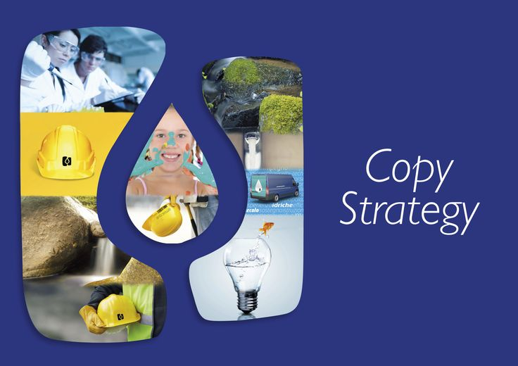 Copy Strategy Broschure Cover
