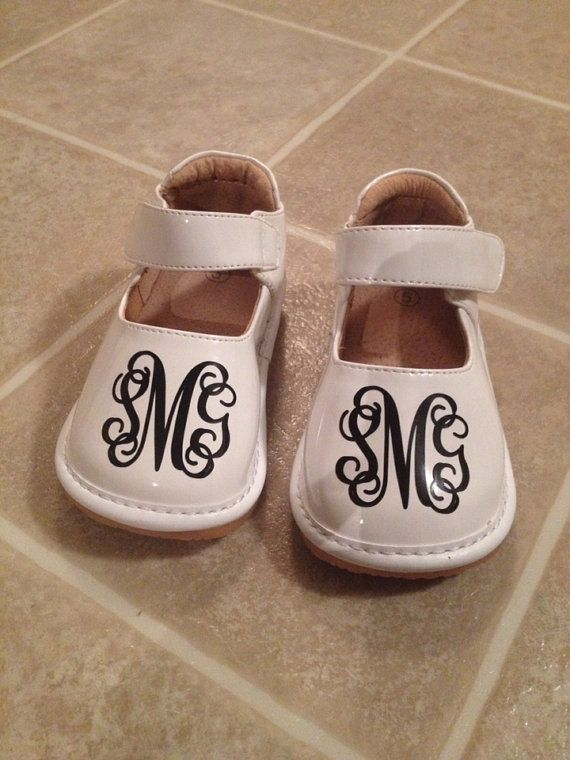 Infant & Toddler Personalized Squeaky Shoes by TShirtTime04, $20.00