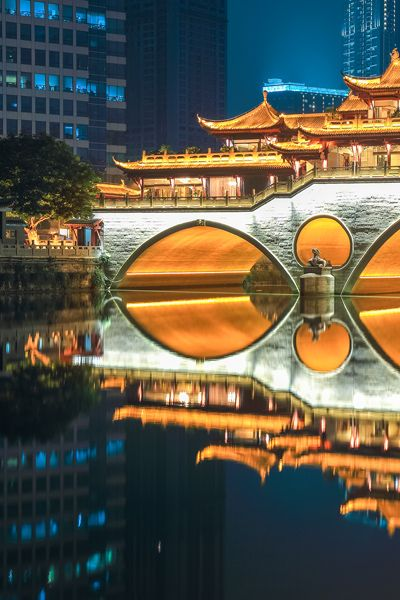 Visit Chengdu for the giant pandas and ancient temples—plus the spiciest food in China.