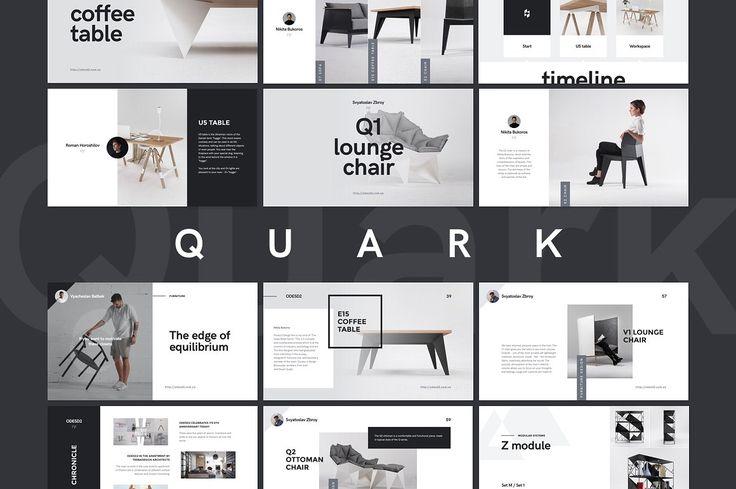 Quark | Special Keynote Template https://creativemarket.com/?utm_content=buffer27a47&utm_medium=social&utm_source=pinterest.com&utm_campaign=buffer - #presentation #design #UI #Keynote GoaShape