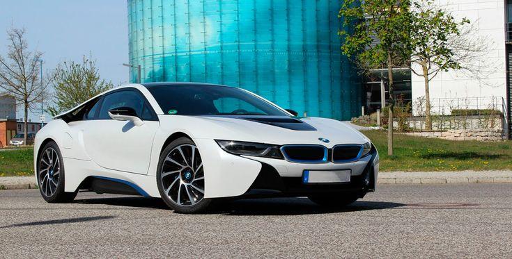 60 Min. BMW i8 selber fahren Magdeburg #PKW #motor #auto