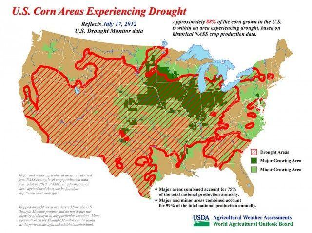 降水パターンを広範囲に追跡した最新研究の結果、降水パターンはすでに自然な変動の範囲を超えていることが明らかになった。