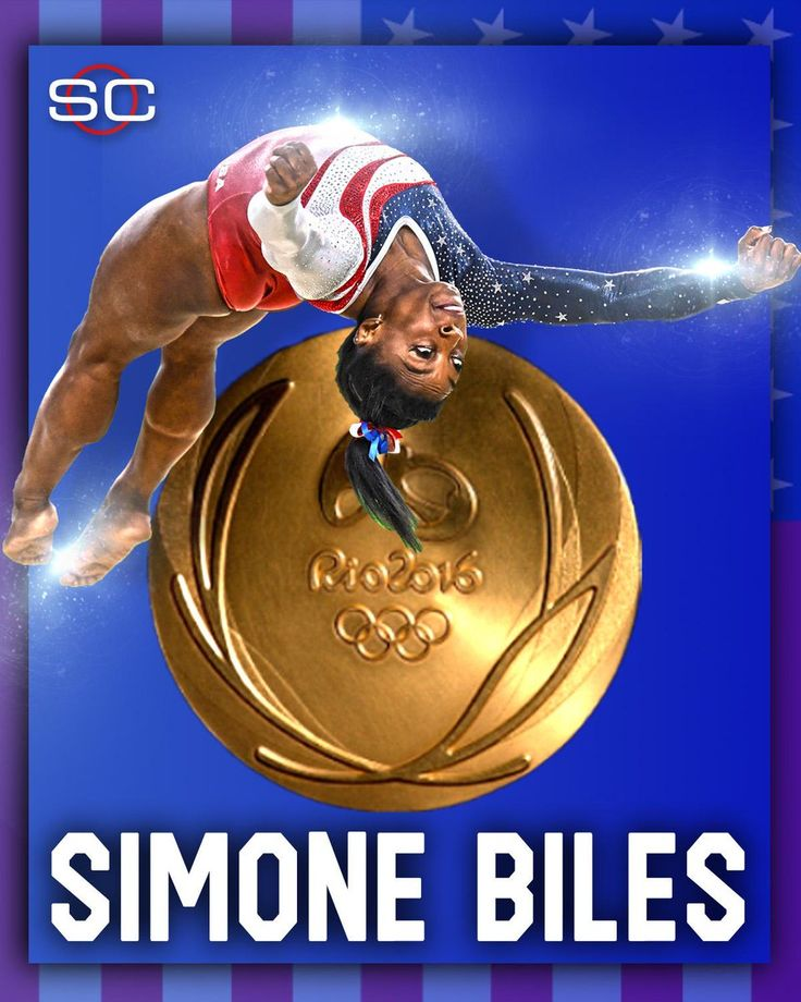 GOLD FOR USA! SHE'S DONE IT!  Simone Biles dazzles on the floor to earn gold in her final event of the Rio Olympics.  Via SportsCenter  · 8/16/16