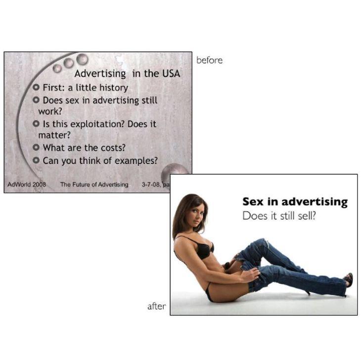 "An example of antifeminism.  From a ""how to make a good PowerPoint presentation"" type of book.  #Feminism #antifeminism #exploitation #exploitationOfWomen #femen #women #sex #image #sexploitation #media #ads #advertisement #féminisme #antifeminisme #femmes #droitsdesfemmes #imagedelafemme"