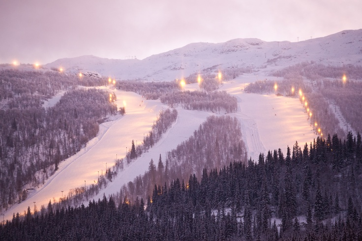 Hemsedal Ski Resort