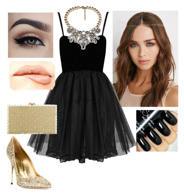 """Untitled #63"" by oken-demir on Polyvore featuring Forever 21, Sebastian Milano, Motel, NYX, Charlotte Olympia, women's clothing, women, female, woman and misses"
