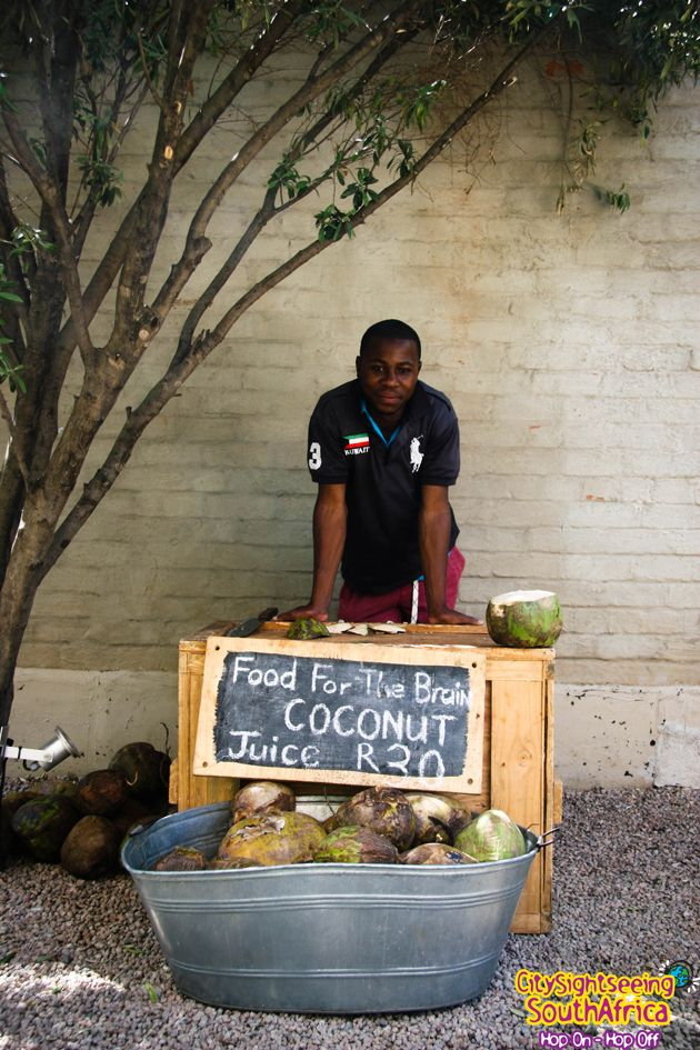 Market On Main happens every Sunday at Arts on Main from 10am – 3pm  http://citysightseeing-blog.co.za/2014/12/11/top-markets-in-the-city-gold-johannesburg/