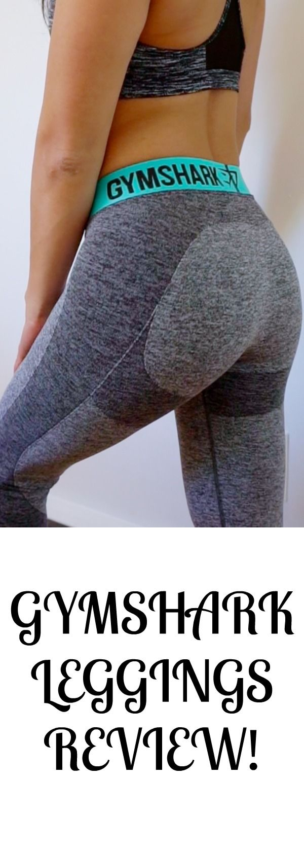 The new gymshark flex leggings honest review, squat test, sizing, and more!