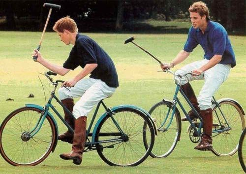 Royal family have to give up polo ponies as they can't afford to feed them