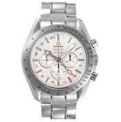 Buy Omega Speedmaster Broad Arrow GMT 3581.30.00 Mens Watch Online the-rolex-submariner.com