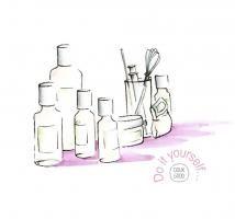 Envie de faire ses propres cosmétiques ? Doux Good propose quelques kits pour faire ses premiers pas.