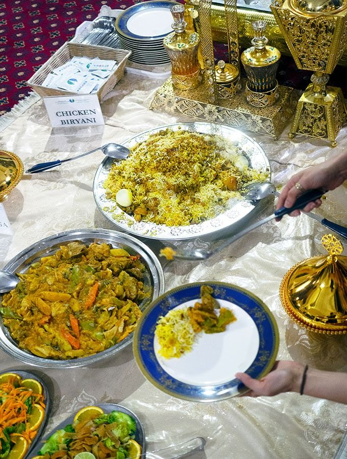 Experiencing Ramadan Iftar Dinner In Dubai Iftar Dinner Food
