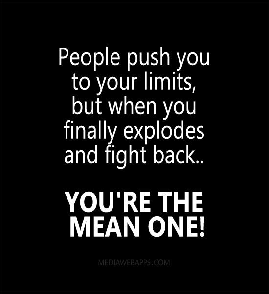 Quotes About Mean People: 78+ Mean People Quotes On Pinterest