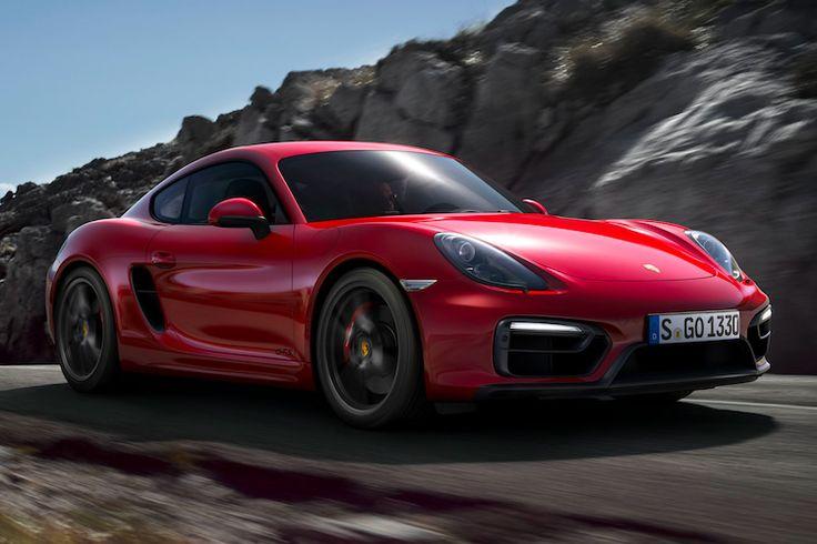 2015 Porsche Cayman GTS #car #porsche #cayman