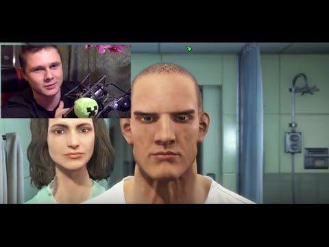 ☑ 3D- ДЖОН СИНА VS Fallout 4 -__- ФИНАЛ.стереопара