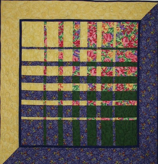 Ricky Tims Patterns | Convergence quilt by Linda McKee Kau; from a ... : ricky tims quilt patterns - Adamdwight.com