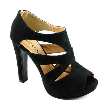 Scoundrel - Black - Spend-less Shoes