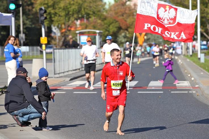 Warsaw marathon