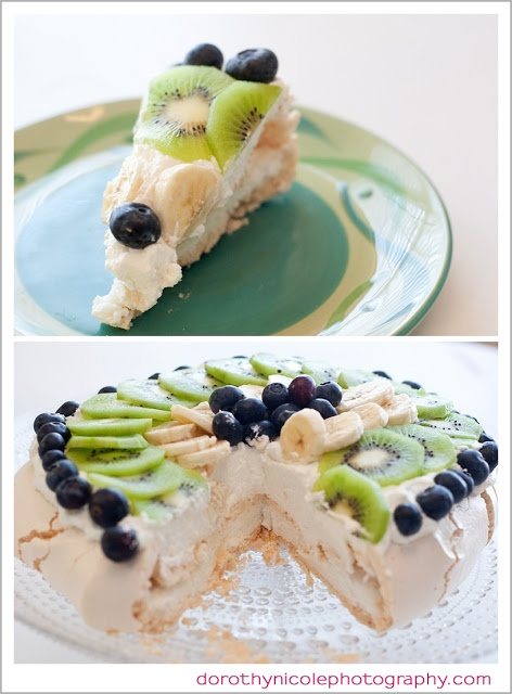 Australian Pavlova Dessert Recipe