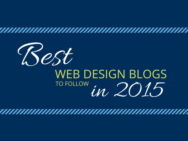 Best Web Design Blogs to Follow in 2015 - IMNow