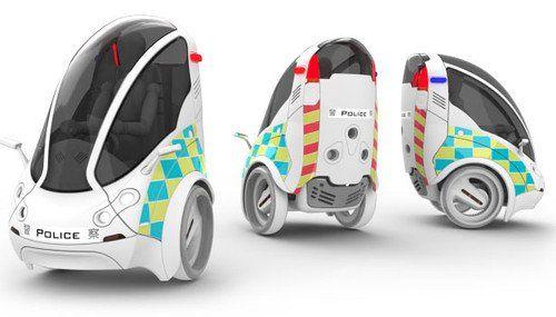 Tuvie: the car of the future?