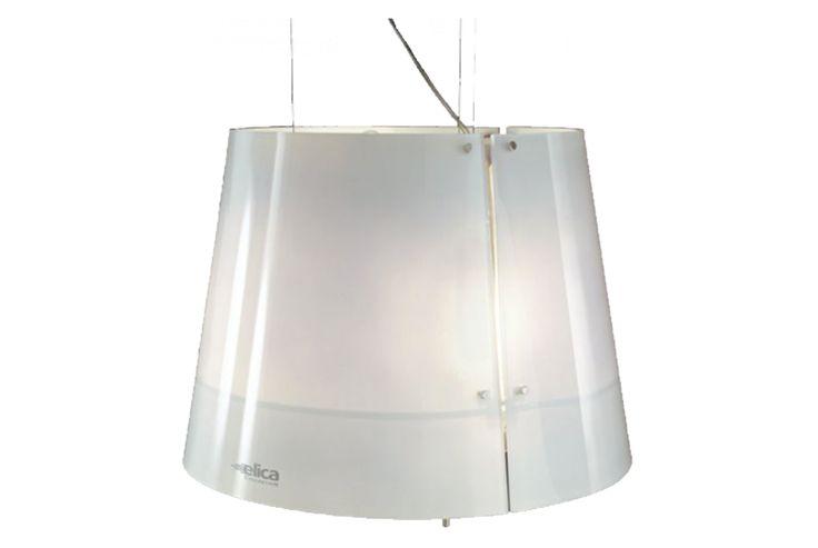 Hotte Suspendue ELICA GRACE Inox et Blanc 65414586/1 en vente sur Oxydiem.com, le specialiste du mobilier, excellent rapport qualite prix, livraison ultra rapide!