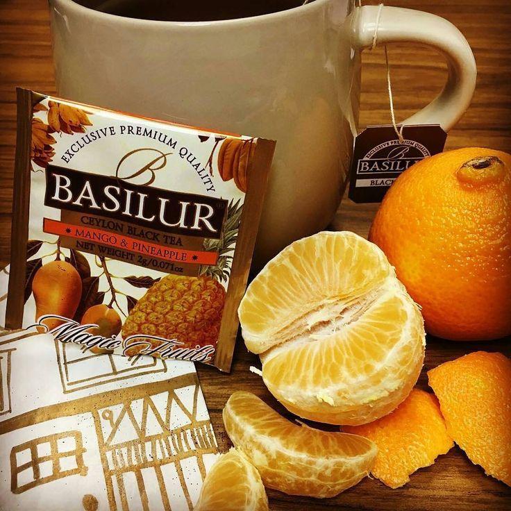 Lubicie smakowe herbaty?My bardzo 😊  #basilur