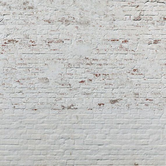 Distressed Brick Wall Photography Printed Backdrop Prop Brick Interior Wall Brick Accent Walls Brick Wall