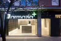 Farmacia Blazquez, Portugalete - Enrique Polo Estudio farmacias diferentes