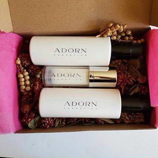 Mineral Cosmetics   Natural & Organic Makeup   Adorn Cosmetics