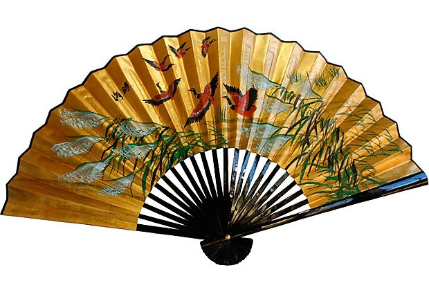 159 best chinese fans images on pinterest hand fans Do It Yourself Wedding Centerpieces Bridal Table Centerpieces