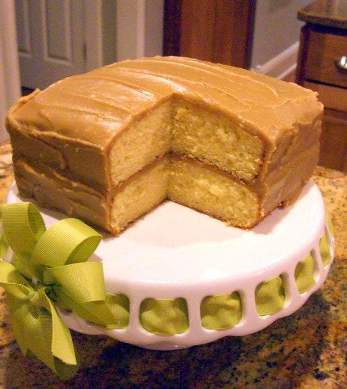 Cake Mix Doctor Caramel