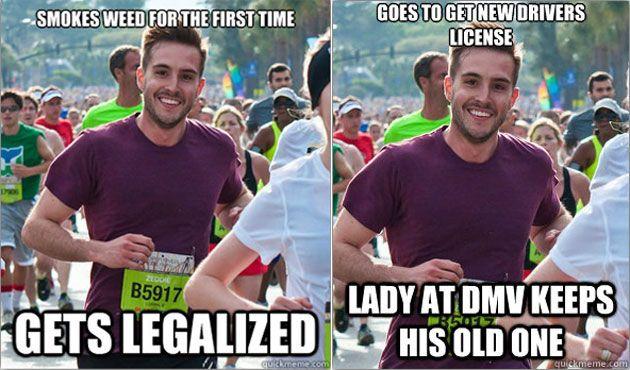 ridiculously photogenic guy meme