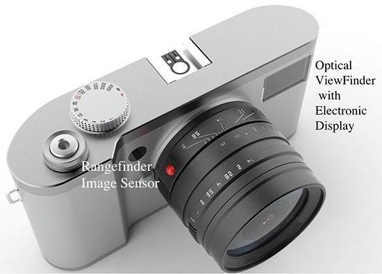 Konost Full Frame Digital Rangefinder Camera With Leica M Mount