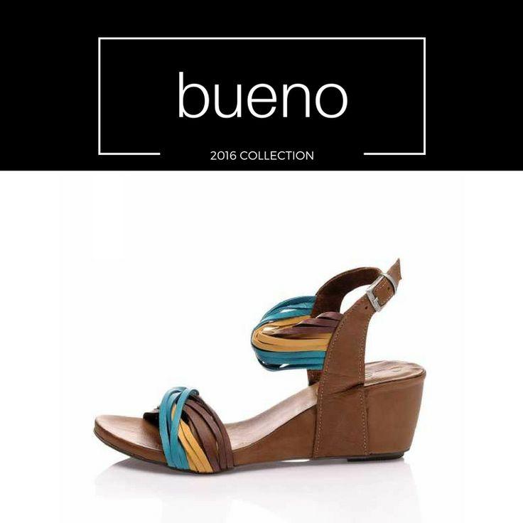 Hayatı renklendirmenin en kolay yolu! :)  Mavi Kahve Bilekli Deri Sandalet  109,99 TL >>