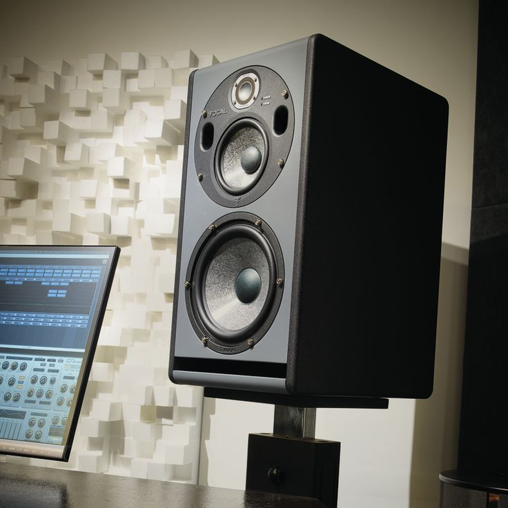Trio6 Be, new #FocalProfessional #monitoring speaker