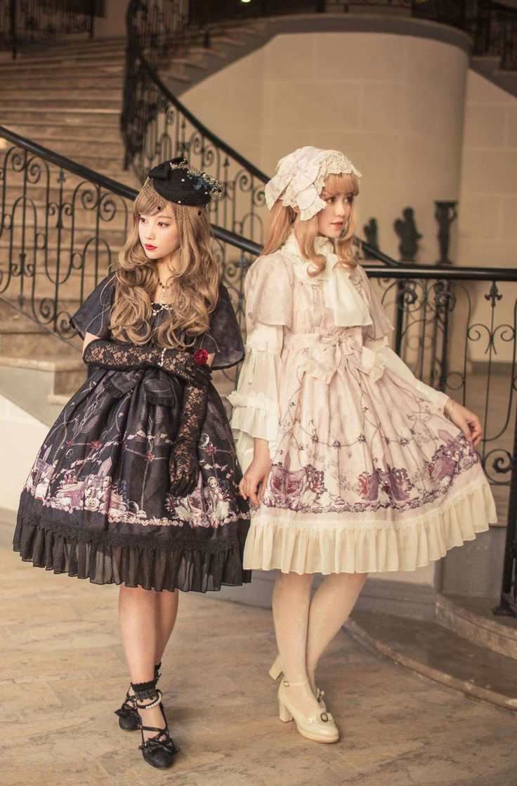 Me and @miriamarielle  playing Lolita.