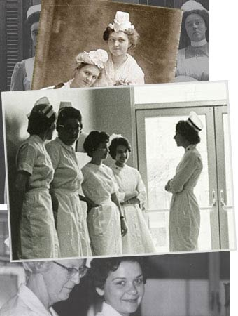 Virginia Nursing History, compiled by the Joint History Committee of the Virginia Nurses' Association and the Virginia League for Nursing, hosted by VCU Libraries