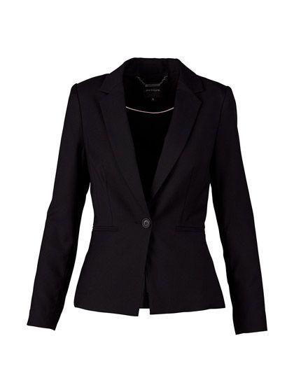 Seattle Black Suit Jacket