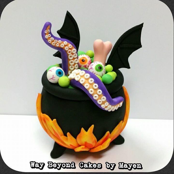 Way Beyond Cakes by Mayen