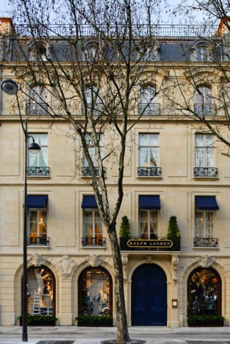 Ralph Lauren Flagship Store in Paris, France