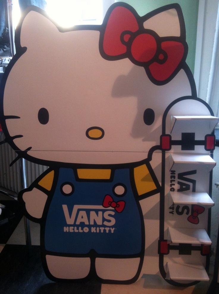 Vans Hello kitty