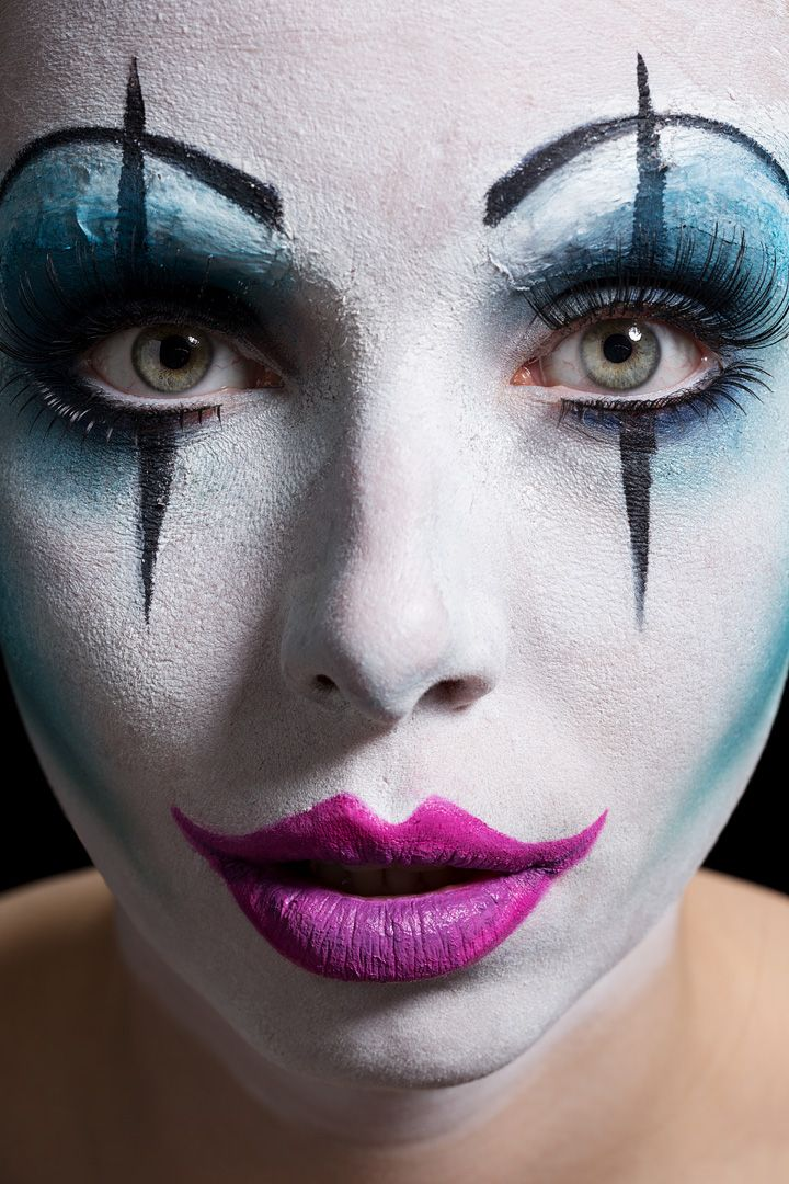 Best 25+ Clown Faces Ideas On Pinterest