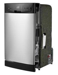 #5. SPT SD 9252SS dishwasher