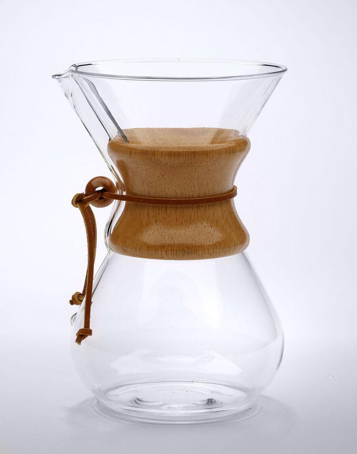 Chemex coffee maker. Everything Coffee Pinterest