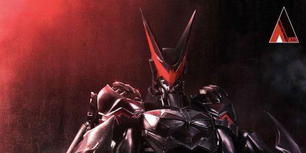 Tetsuya Nomura, Il designer di Final Fantasy, disegna una action figure di Batman
