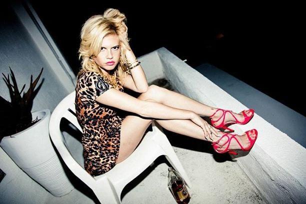 TV personality & rap artist? damn girl!  Chanel West Coast #ixdaily