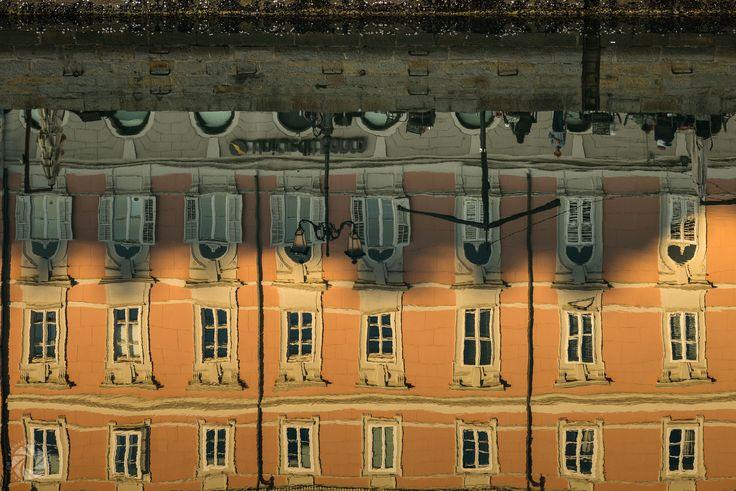 Trieste Upside Down