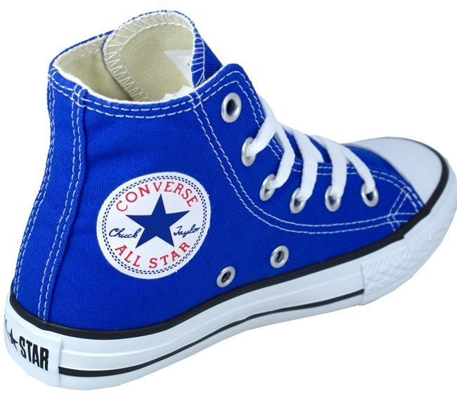 converse shoes blue